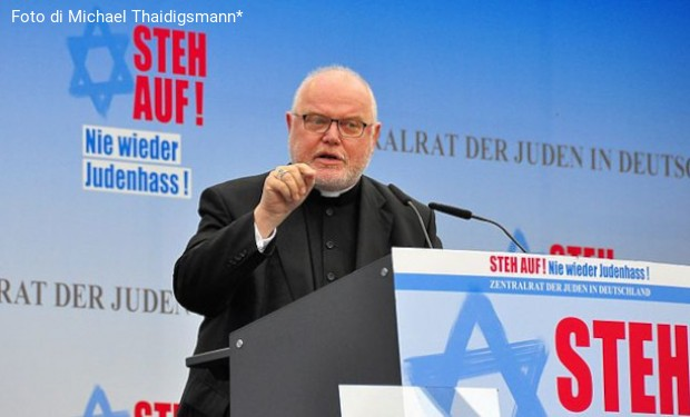 Dimissioni card. Marx: i commenti dei vescovi tedeschi