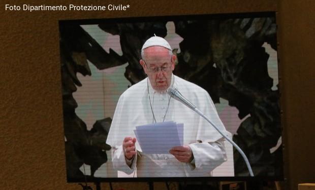 Il papa ai seminaristi di Ancona: