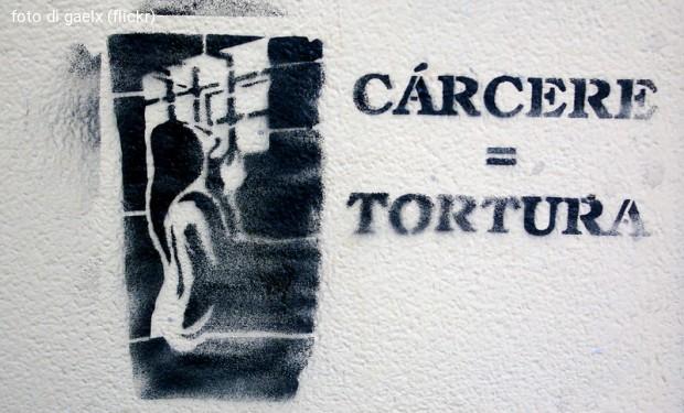 Noi Siamo Chiesa con Samuele Ciambrello, che denunciò i pestaggi nel carcere di Santa Maria Capua Vetere