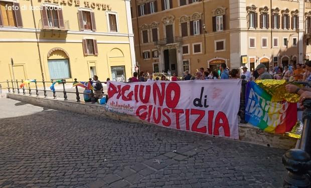 """Contro l'«esternalizzazione» delle frontiere della """"fortezza Europa"""", torna in piazza il Digiuno di giustizia"""