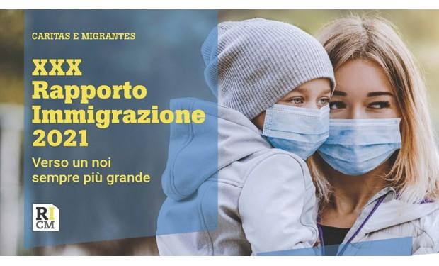 """""""Verso un noi sempre più grande"""": presentazione del Rapporto Immigrazione di Caritas e Migrantes"""