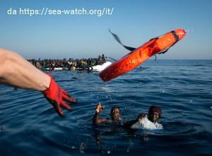 Egregio presidente, fermi la strage nel Mediterraneo