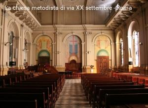 Nella Chiesa metodista di Roma una notte di solidarietà ai migranti