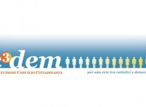 Politica, Europa, clima, cattolicesimo democratico: invito all'Assemblea C3dem