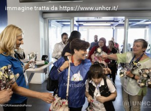 Evangelici e valdesi italiani premiati dall'Onu per i corridoi umanitari