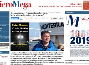 Pietro Marrone, il pescatore-capitano che salva vite: intervista di MicroMega
