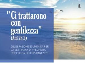 Lampedusa: preghiera per l'unità dei cristiani ed «ecumenismo del fare»