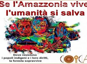Papa Francesco prega per i popoli dell'Amazzonia, vittime del Covi e di un'economia predatrice