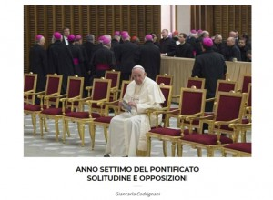Francesco, tra solitudine e opposizione: un articolo di Giancarla Codrignani