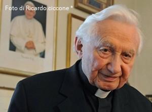 È morto Georg Ratzinger, il fratello che amava la liturgia tridentina