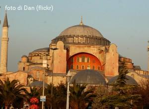 Papa Francesco: «Sono addolorato che Santa Sofia torni ad essere una moschea»