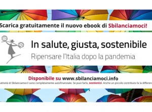 """""""Ripensare l'Italia dopo la pandemia"""": il nuovo eBook di Sbilanciamoci!"""