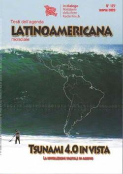 Tsunami 4.0 in vista. Testi dell'agenda Latinoamericana